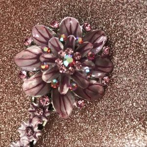 Accessories - Flower Hair Clip